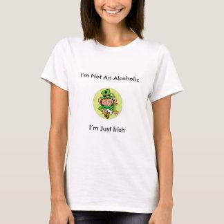 Apenas irlandês camiseta