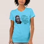 Apenas não pode comer um gato inteiro camiseta