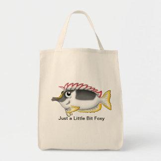 Apenas o bolsa um pouco Foxy