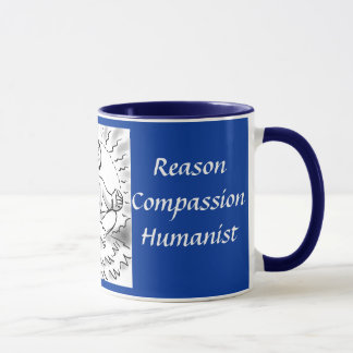 Apenas respire… a caneca de café do humanista