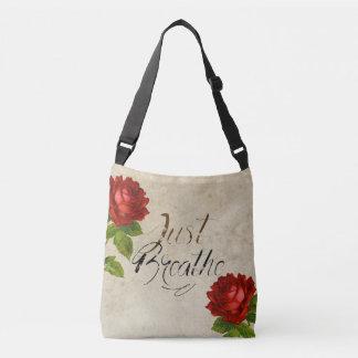 Apenas respire rosas - o BOLSA do _do saco