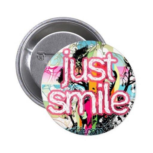 apenas sorriso botons