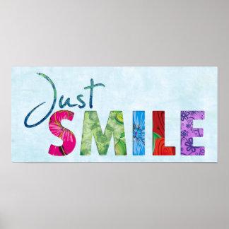 Apenas sorriso posters