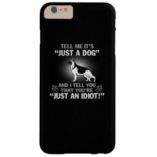 Apenas um german shepherd capas iPhone 6 plus barely there