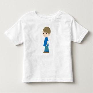 Apenas um menino camiseta infantil