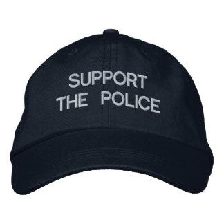 APOIE o boné da POLÍCIA por eZaZZleMan.com