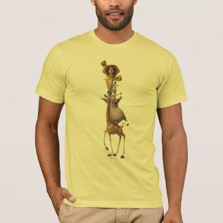 Apoio dos amigos de Madagascar Camiseta