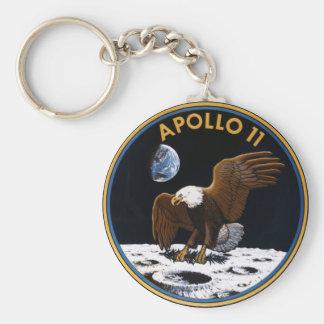 Apollo 11 chaveiro