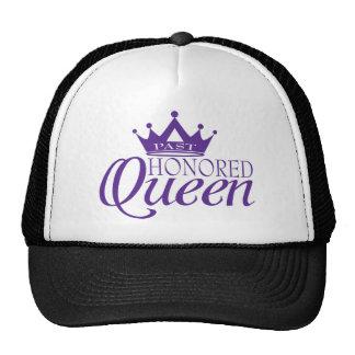 Após a rainha honrada boné