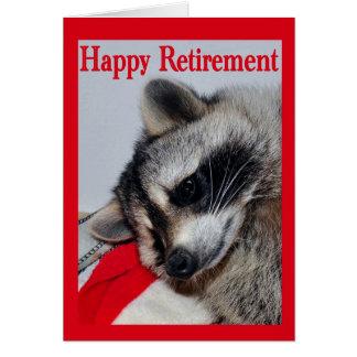 aposentadoria cartão comemorativo