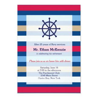 Aposentadoria do marinho convite