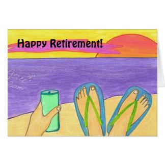 Aposentadoria feliz cartão