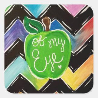 Apple de minhas etiquetas do olho