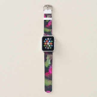 Apple olha Band~Pink/Green