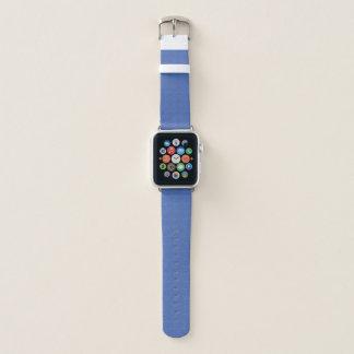 Apple olha o teste padrão de ondas de couro da
