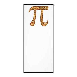 Apple Pi 10.16 X 22.86cm Panfleto