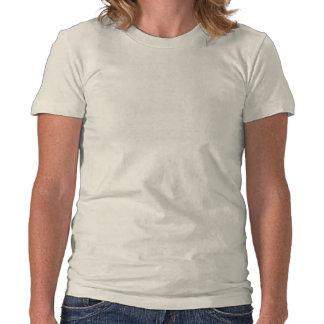 Aprecie o T das mulheres de Dearborn do acampament Camisetas