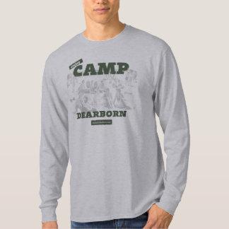 Aprecie o T do LS dos homens de Dearborn do Tshirts