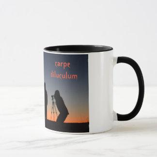 Apreenda a caneca de café do alvorecer