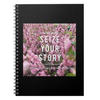 Apreenda seu caderno da história