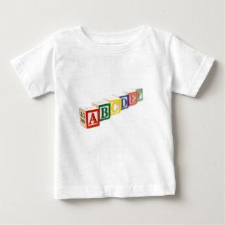 Aprendendo o alfabeto tshirts