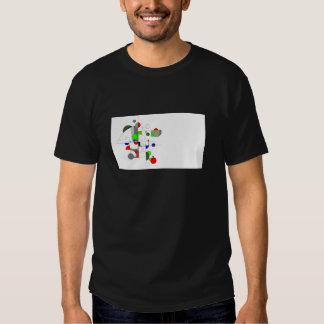 Aquele camisa da arte abstracta t de Niap Tshirt