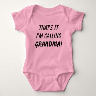 Aquele é ele que eu estou chamando a avó camisa