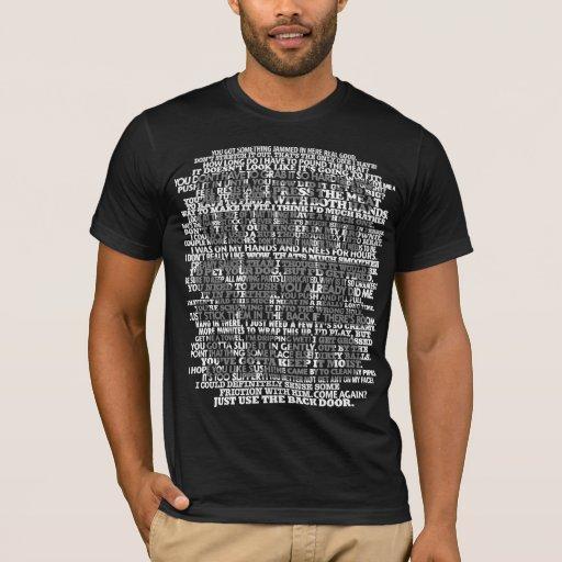 Aquele é o que disse camiseta