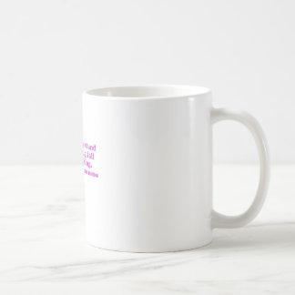 Aqueles que representam nada queda para qualquer caneca de café