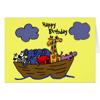 AR cartão de aniversário engraçado da idade