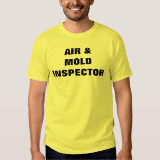 AR & INSPECTOR DO MOLDE TSHIRTS
