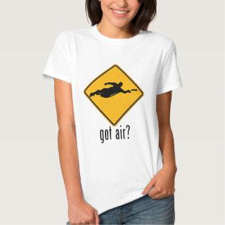 Ar obtido? camisetas