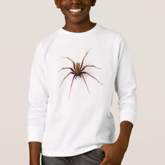 Aranha real da casa de Brown Camiseta