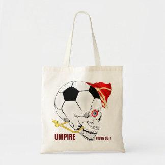 Árbitro do futebol bolsas