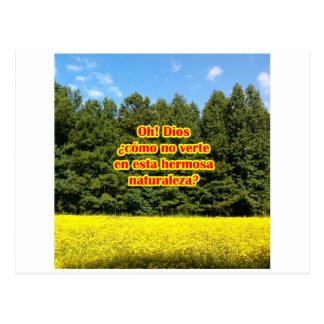 Árboles y flores 18.02.03 de Cielo Cartão Postal
