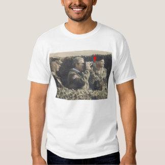 arbusto [1] camisetas