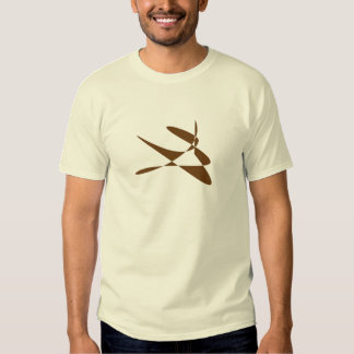arbusto castanho – brown bush t-shirts