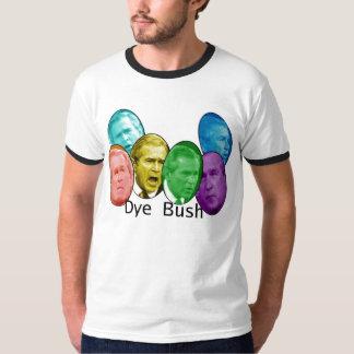 arbusto da tintura camiseta