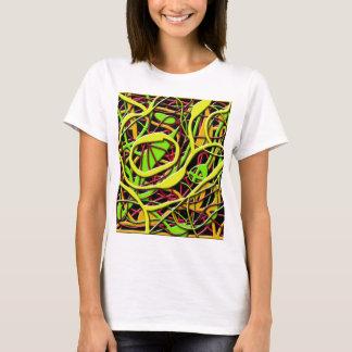 Arbusto do cobra camiseta