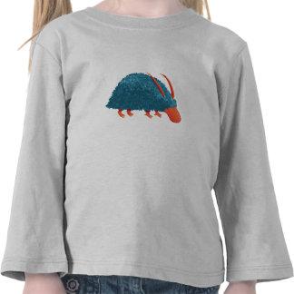 Arbusto-monstro misterioso tshirts