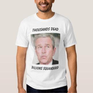 arbusto t-shirt