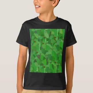 Arbusto verde camiseta