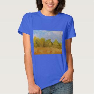 arbustos camiseta