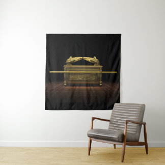 Arca da tapeçaria da parede do quadrado da