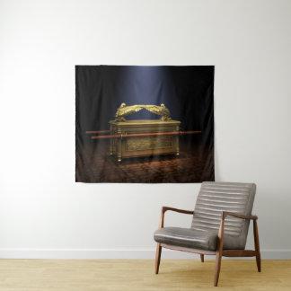 Arca da tapeçaria média da parede da obrigação