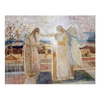 Arcanjo Gabriel, cartão