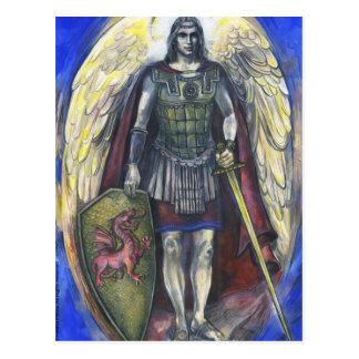 Arcanjo Michael, 3 - cartão