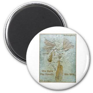 Archaeopteryx fóssil da vitória imas
