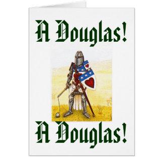 Archie, um Douglas! Um Douglas! Cartão