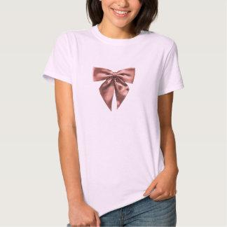 Arco cor-de-rosa t-shirt